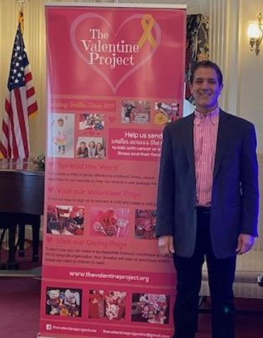 AWC hears about The Valentine Project